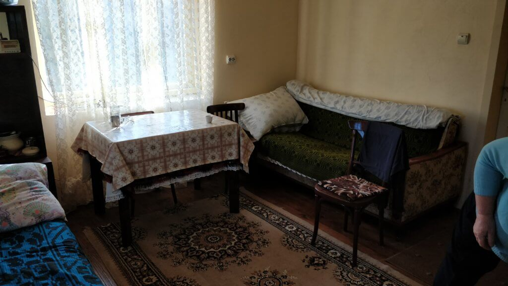 old communist romanian home