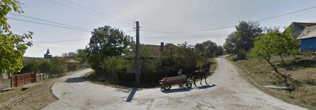 Ultita din satul Vechea, com Chinteni